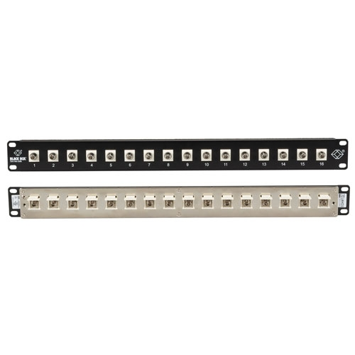 JPM390A, Black Box Connect Fiber Patch Panel Kit - Black Box