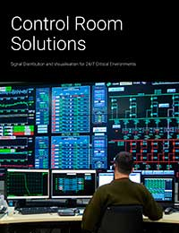 Black Box Control Room Brochure